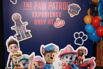 2021-08-12 CAMP Paw Patrol Launch