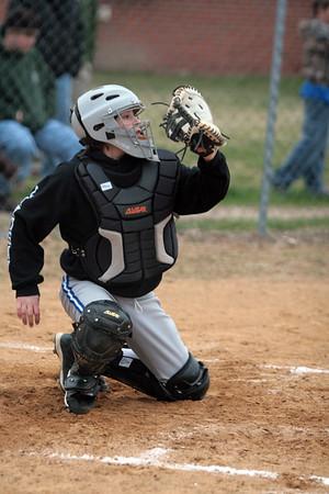 Camden Middle School Softball
