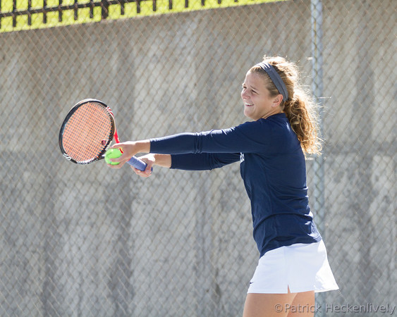 2013-09-21 Hillsdale College Women's Tennis vs. Ashland