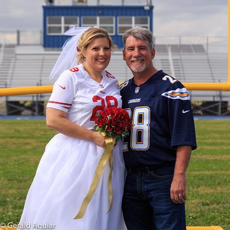 Erin & Steve Emma Wedding