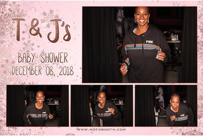 T & J's Baby Shower