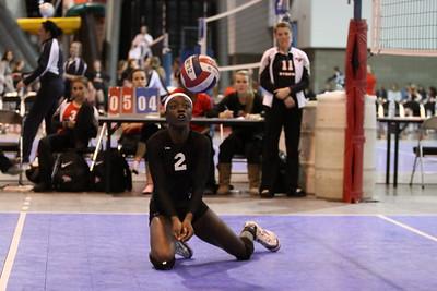 2012 JJVA Jacksonville Juniors Volleyball Association - Colorado Crossroads 2012