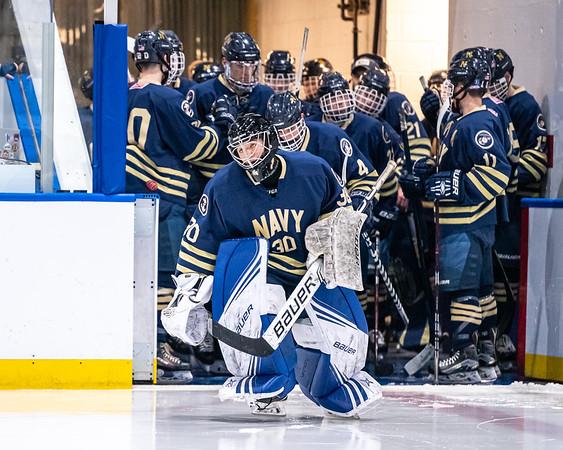 NAVY Men's Ice Hockey @ Drexel (01/25/2020)