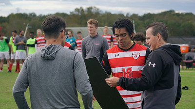 Men's Soccer vs. Presbyterian (Senior Day)
