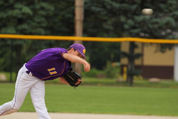 Baseball Quarterfinals vs. Britton Deerfield - 6/10/14 - KCHS