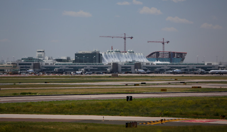 Airfield and Hotel Construction