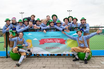 Tiroler Cup Braxgata HC 2019  Boom  (Antwerpen)