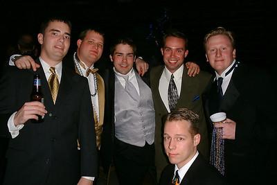 Mardi Gras Ball 2001