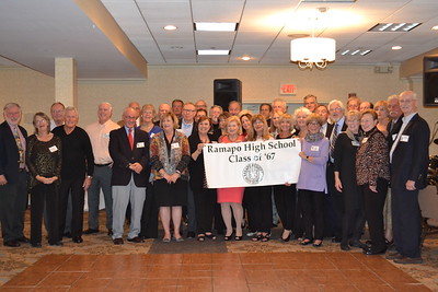 50th High School Reunion