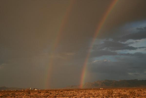 Vegas Double Rainbow