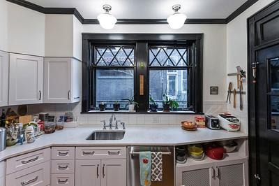Kitchen on Washington