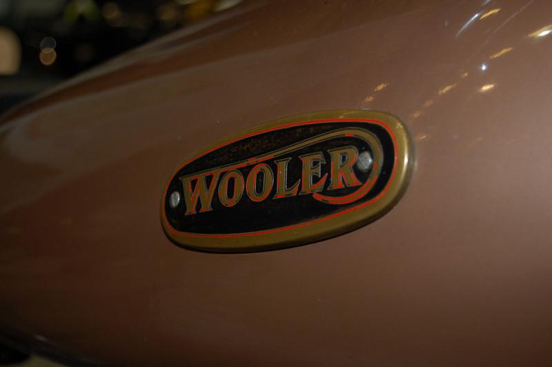 Wooler flat four