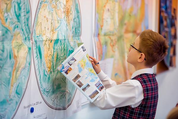 ГСГ 2015, урок Географии