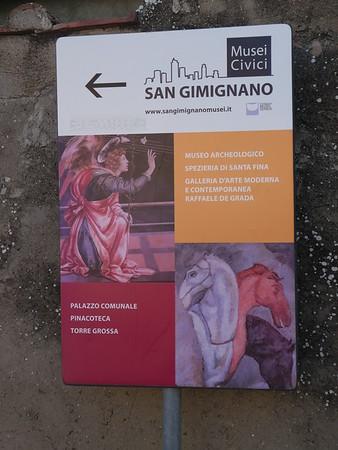 2018-04-27 - San Gimignano