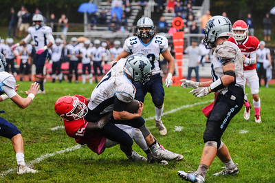 John Jay EF HS Vs. North Rockland HS, October 6, 2018