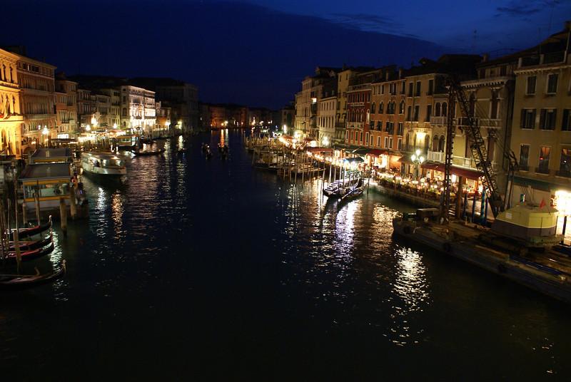 Vibrant Night, Venice
