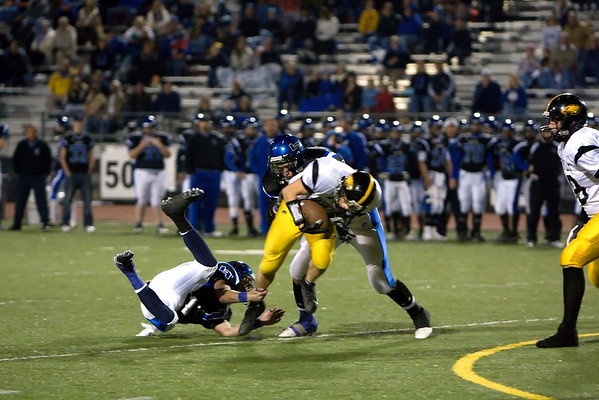 2007 Longmont vs Thompson Valley football