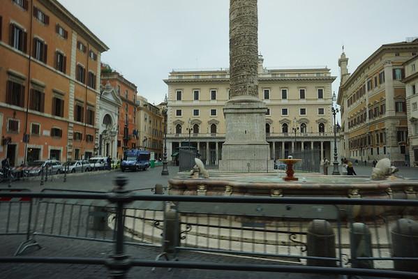 Rome Castles Tour, Oct 15, 2013