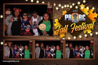 PRBC Fall Festival