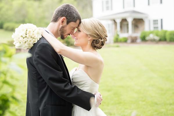 Knoxville Garden Wedding at Dara's Garden with Megan and Chris