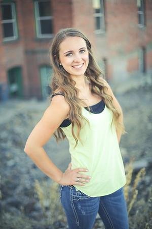 Caylee's Senior Photos