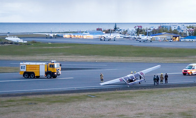 Cessna Skymaster 337 Crash at BIRK