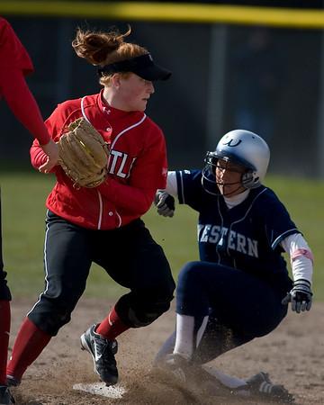 Softball April 6, 2008 Game 2