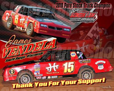 Vendela Racing 2018