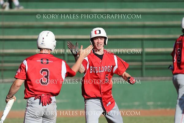 2018 Baseball Season--High School