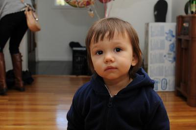 2012-01-21 - 1 urodziny tymka