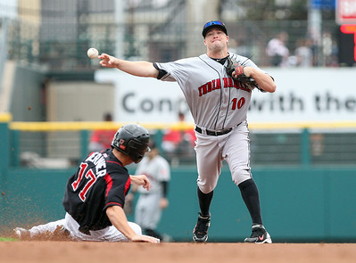 Rochester Red Wings v. Indianapolis Indians 7-26-14