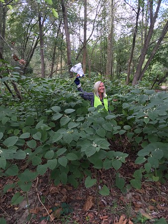 9.30.2017 Public Lands Day Cleanup of the Patapsco River