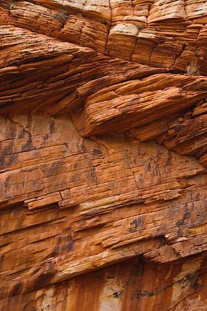 Keyhole Canyon Dec 2009