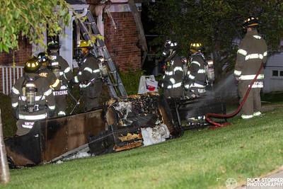 Dwelling Fire - 57 Old Orchard Dr, Hawthorne, NJ - 9/20/20