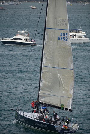 2012 Sydney to Hobart Yacht Race
