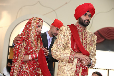 Aman & Herpreet's Wedding