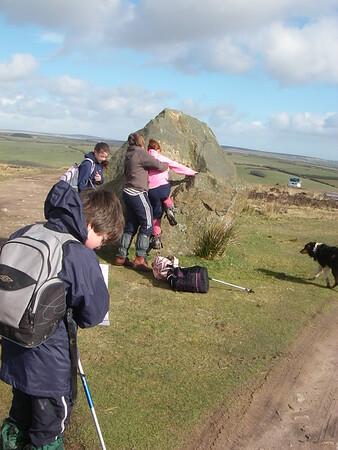 Dulverton 1st practise walk