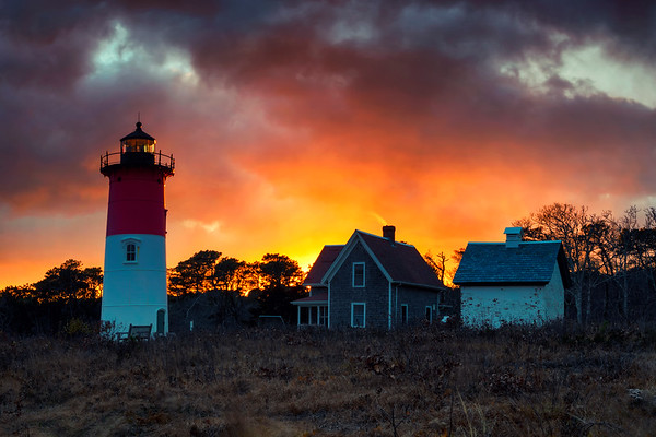Landscapes of New England