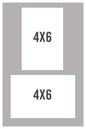 Elegant Patterns 4x6 (Postcard Style Print)