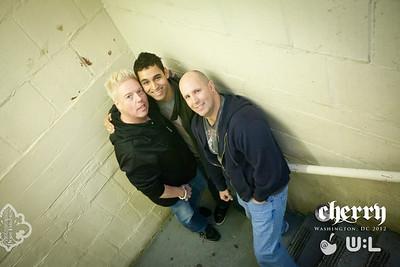 2012-03-30 Cherry 4 Boys On Fire @ Warehouse