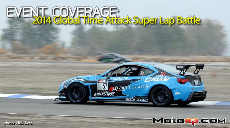 Super Lap Battle Global Time Attack
