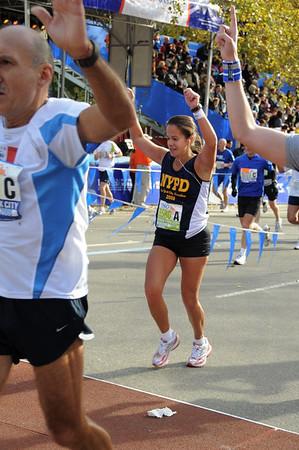 2008 NYC Marathon