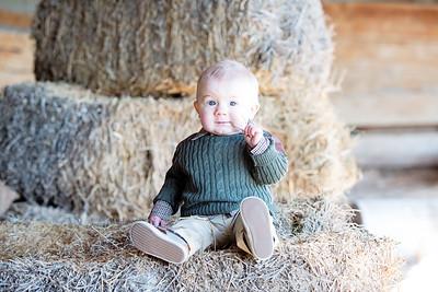 Jameson 8 month
