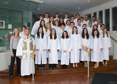 2012 Bet Shalom Confirmation