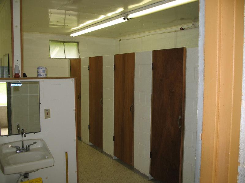 inside restroom/left side same