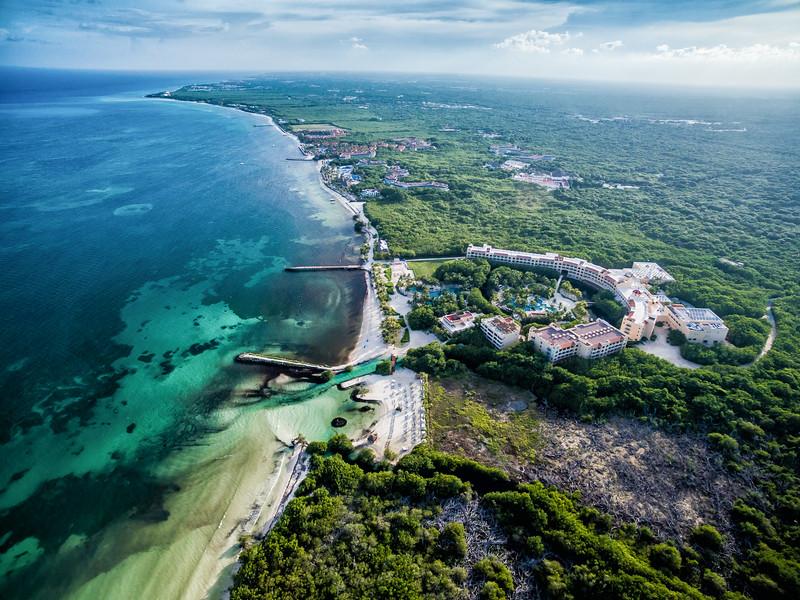 Luxury Resort in the Maya Riviera Mexico