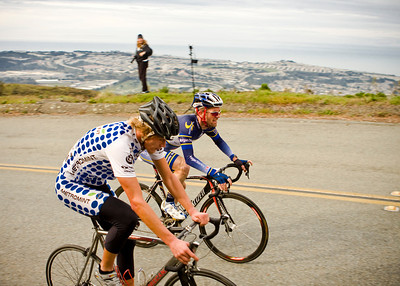 San Bruno Hill Climb - Final Stretch!