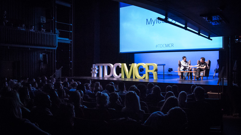 TDC Manchester 2016 - Day 2