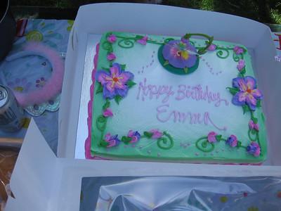 Emma's 8th Birthday