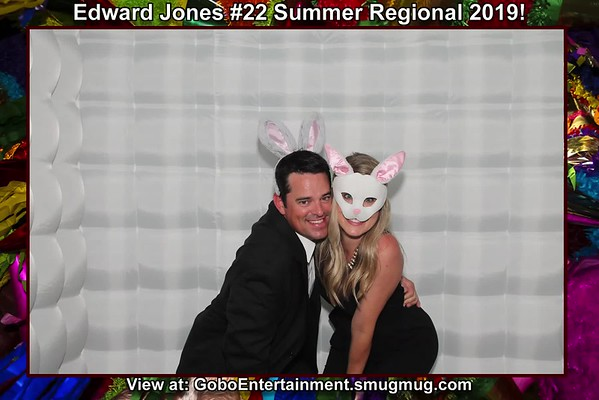 20190622 Edward Jones #22 Mascarade Ball